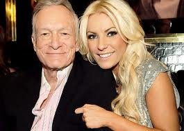 hugh hefner and crystal